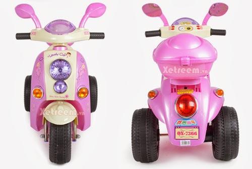 Xe máy điện trẻ em hinh68