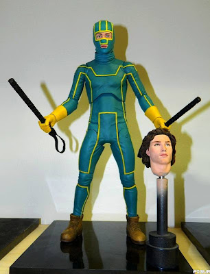 NECA Kick-Ass Figure