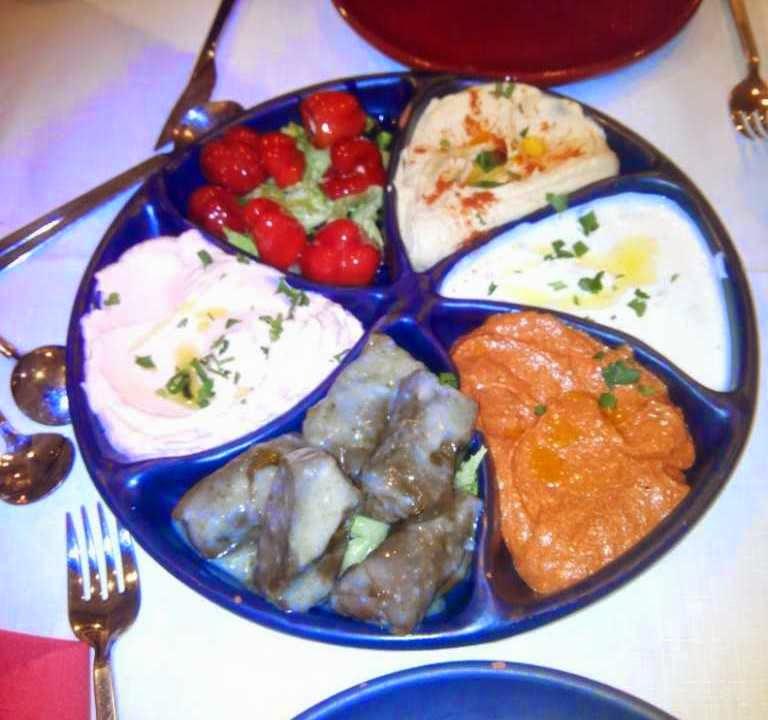 Restaurante griego Algo Diferente Bilbao
