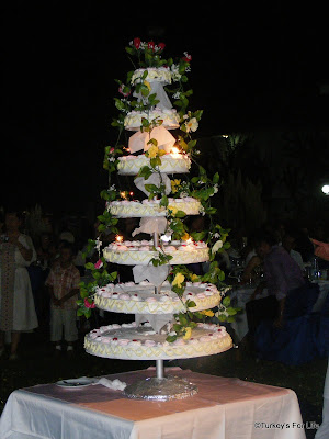 Turkish Wedding Cake