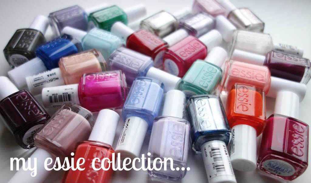 collection: my essie nail polishes - The Lovecats Inc
