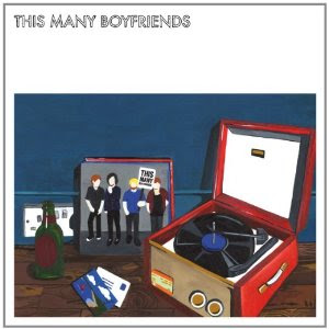 This Many Boyfriends album artwork