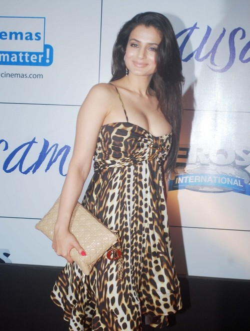bollywood celebrities at mausam premier actress pics