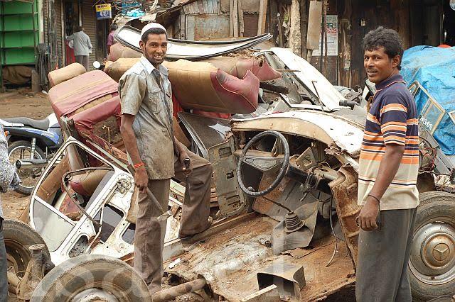Scrap Car Sheet Iron Prices