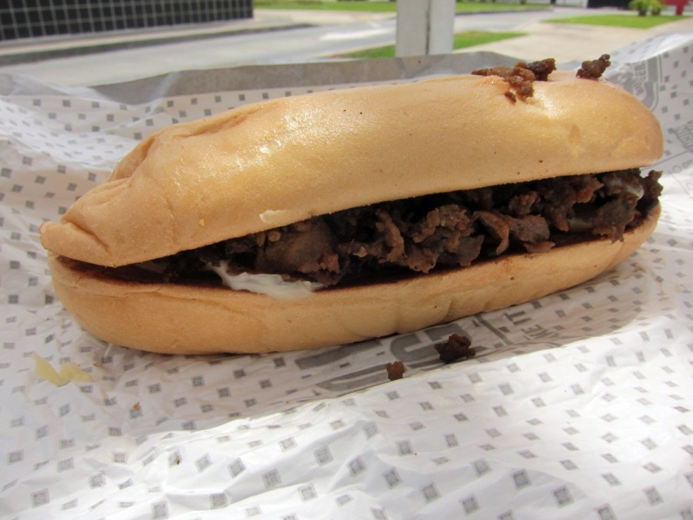 Calories in a Subway Steak & Cheese Sub | Livestrong.com