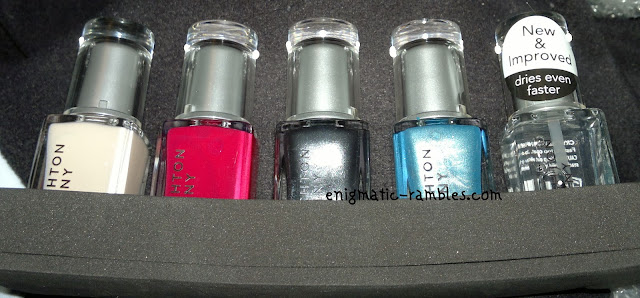 Leighton-Denny-Loves-Glamour-QVC-TSV-november-2013-nail-polish-opaque-elegance-pillow-talk-steel-appeal-two-tone-teal