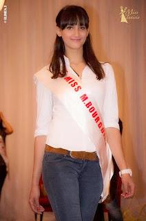 La nouvelle Miss 2014, Wahiba Arres