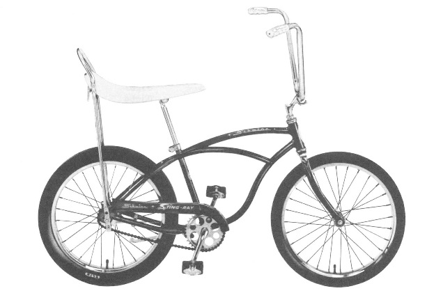 A escola a bicicleta e a vida maio 2013 mr fritz was schwinns vice president for engineering research and development in 1962 when he flew to southern california to investigate an interesting fandeluxe Images
