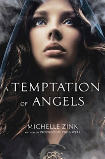Review: A Temptation of Angels by Michelle Zink