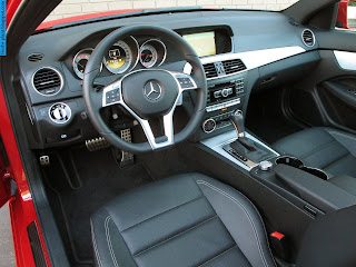 Mercedes c250 interior - صور مرسيدس c250 من الداخل
