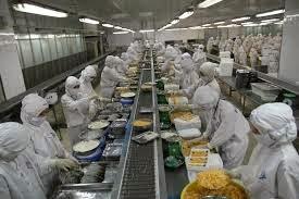 Tuyển nữ làm thực phẩm tại Nhật Bản