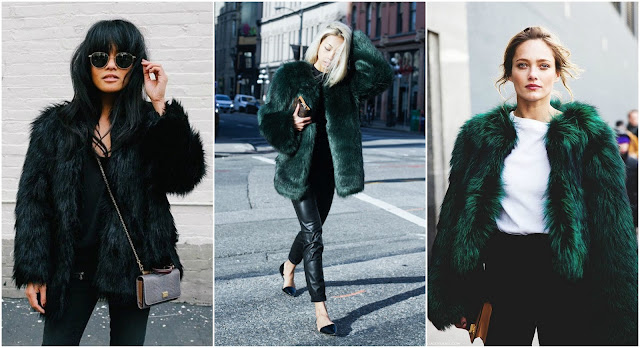fur outfit ideas pinterest