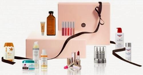 cajas de belleza y sus productos