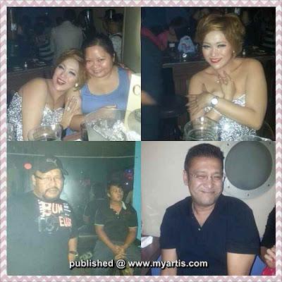 Gambar Hot Azharina Di Kelab Malam