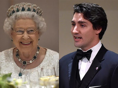 buongiornolink - Justin Trudeau conquista Elisabetta, scambio di Tweet con la regina