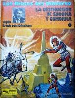 Extraterrestres destruyeron Sodoma y Gomorra