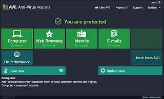 تحميل برنامج avg 2013 - Download  AVG Anti-Virus Free 2013.2890 full