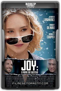 Joy O Nome do Sucesso Torrent BDRip Dual Áudio 2016