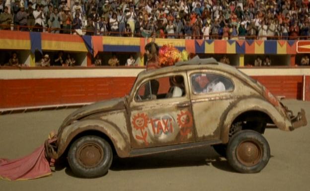 Cult Film Freak Herbie Goes Bananas