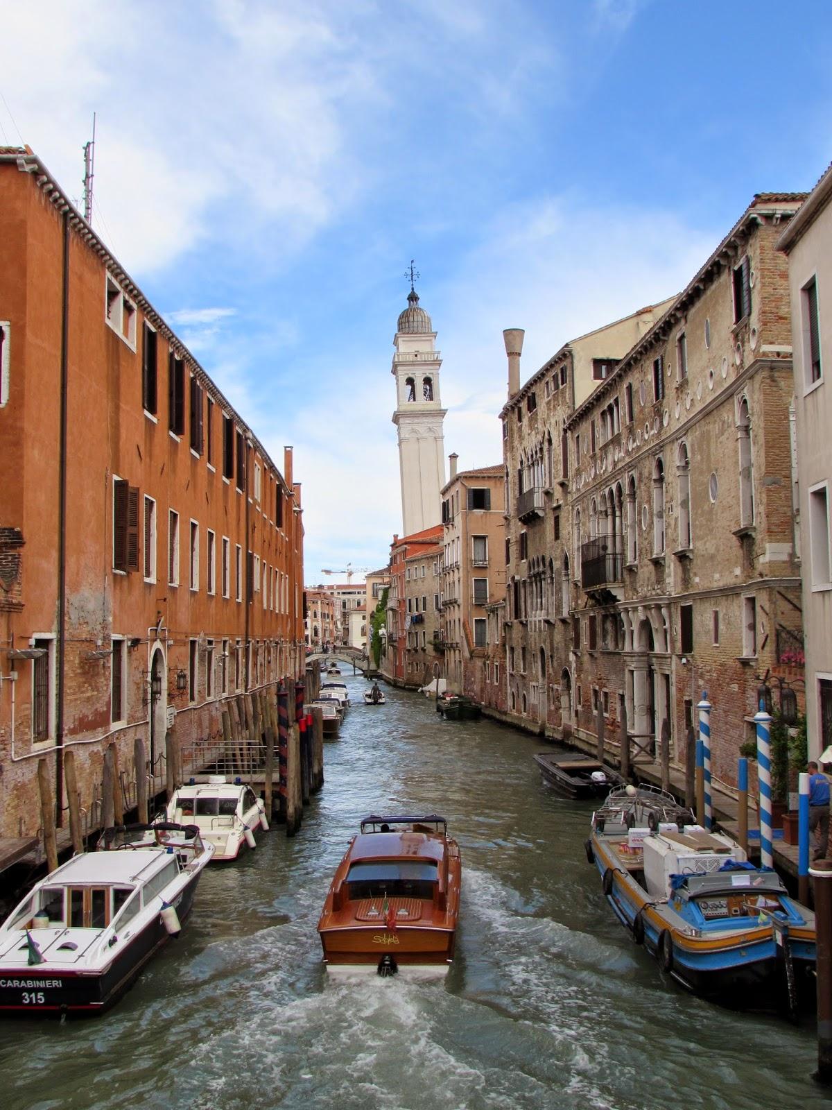 Jodi Bean\'s Blog: Italy Vacation: Venice (Canals, Bridges & Boats)