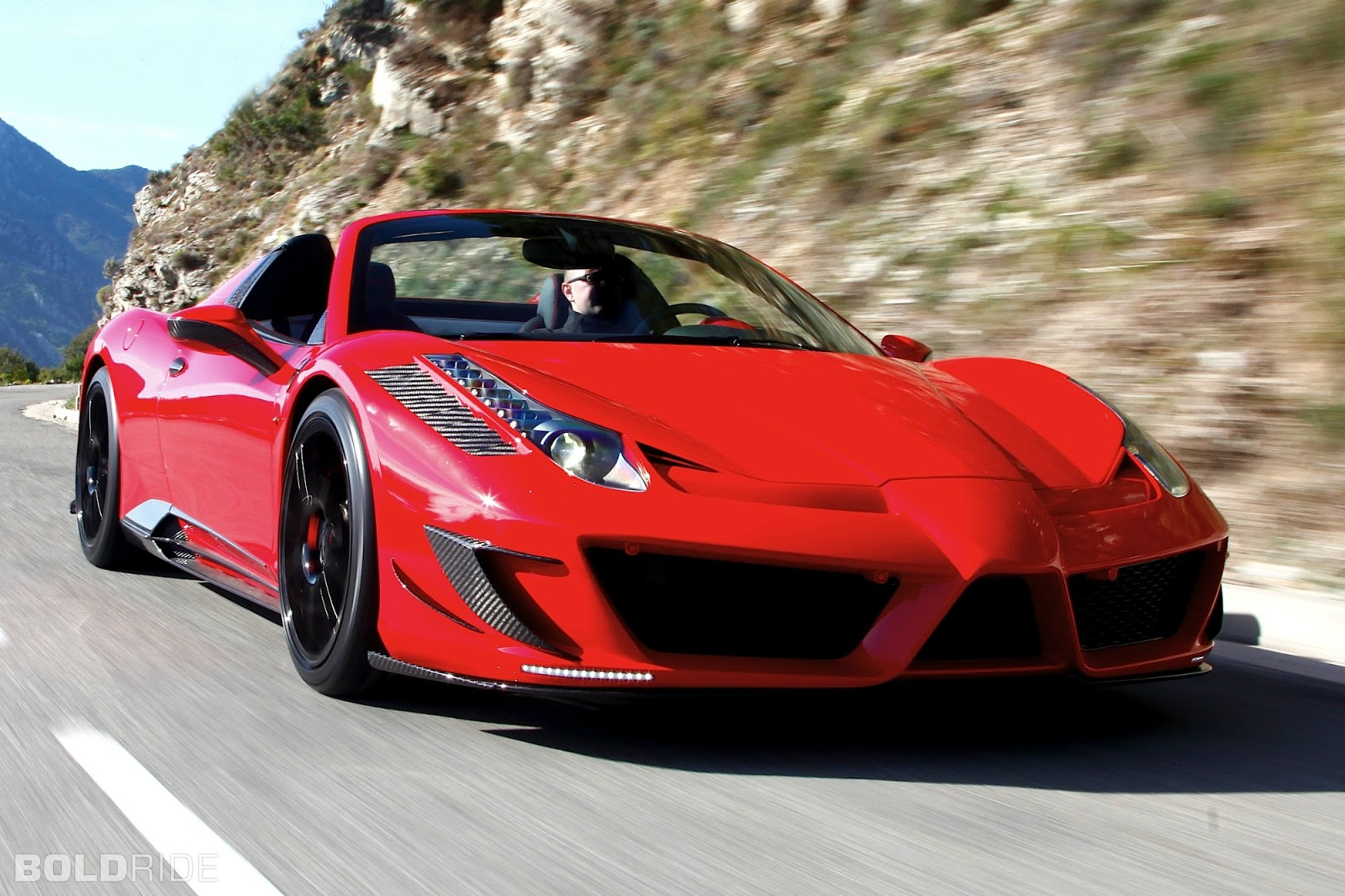 Most Expensive Cars 2012 Ferrari 458 Spider