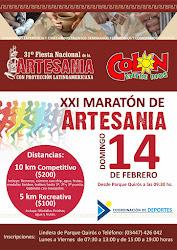 XXI Maratón de la Fiesta de la Artesanía