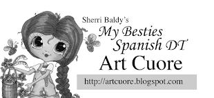 "Diseño para ""My Besties Spanish"""