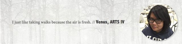 Venus, UAlberta - Winter