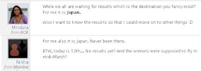 Expedia Japan craze