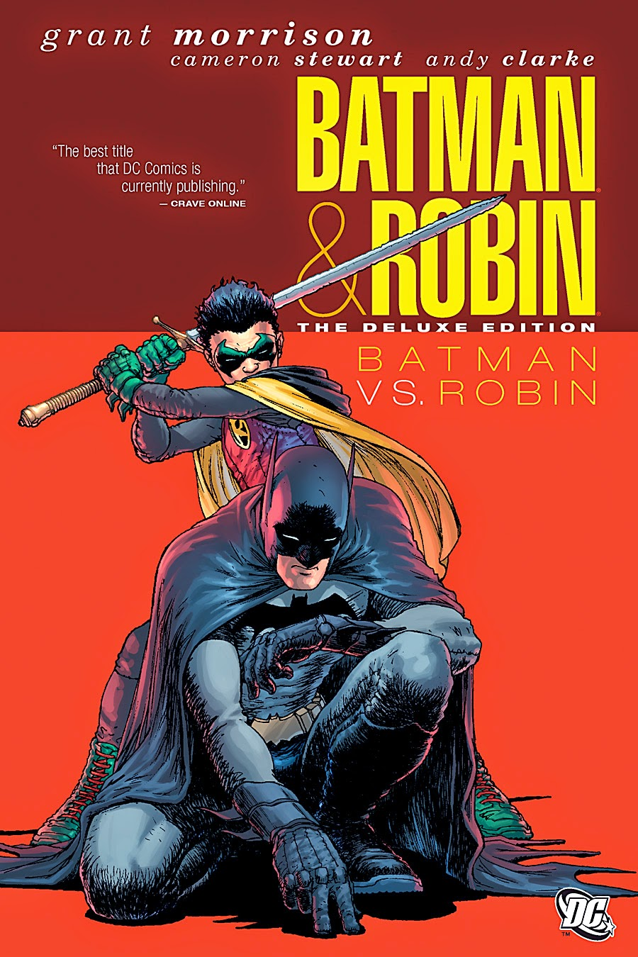 DC Animated Batman vs Robin film