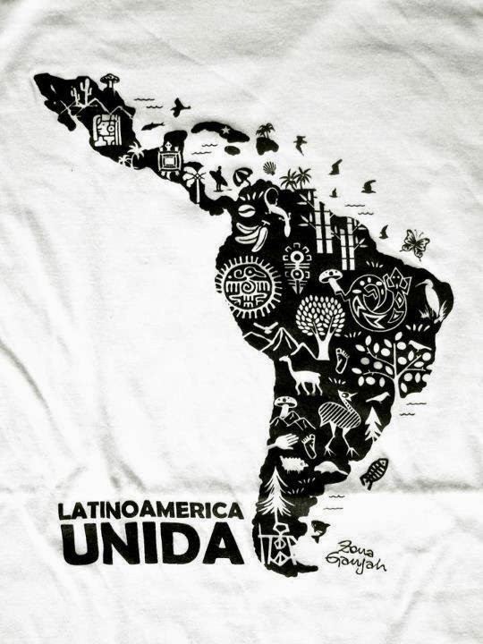 Amrica Latina se mueve a la izquierda