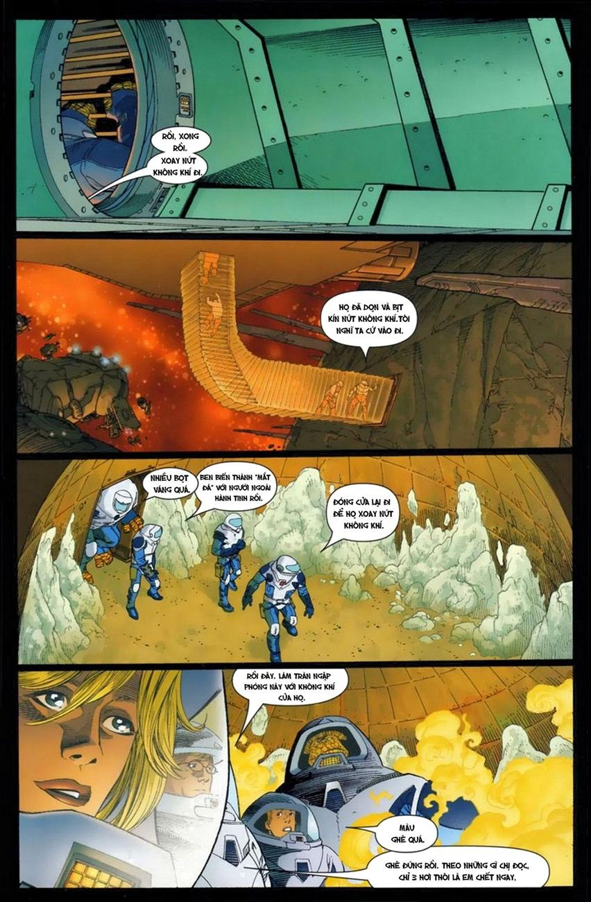 Ultimate Fantastic Four chap 16 - Trang 5