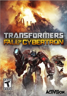 Transformers: Fall of Cybertron Black Box
