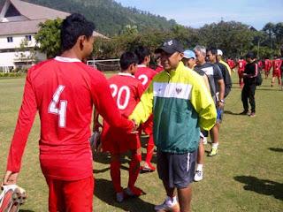Daftar Pemain Timnas Indonesia U 23 Sea Games 2013