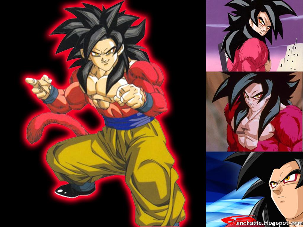 Goku Super Saiyan 4 Wallpaper Desktop HD Part II ~ Best ...