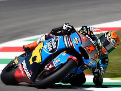 Hasil Lengkap Latihan Bebas 1 Moto2 Catalunya, Spanyol 2015