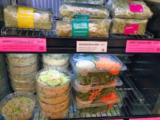 Blossom Du Jour Salads - NYC - Veega