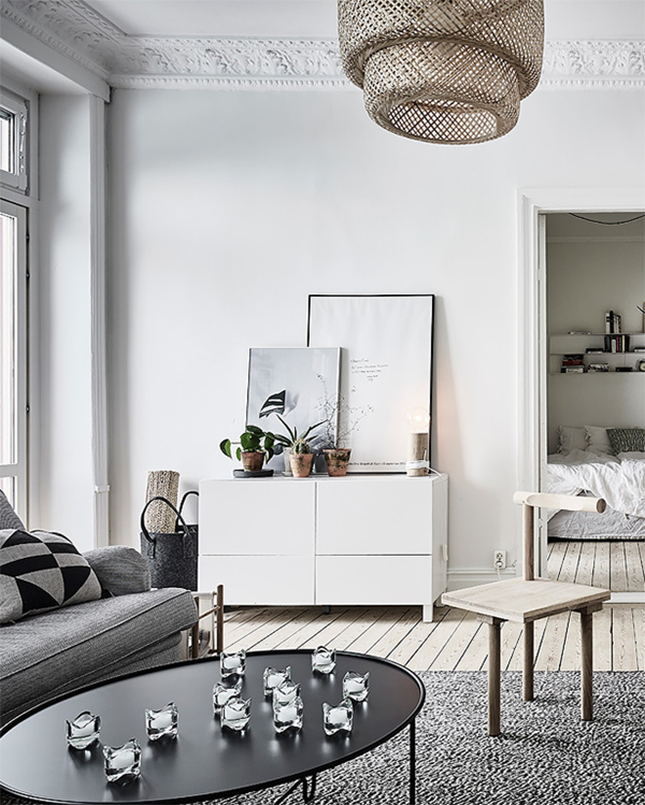 A Typical Scandinavian Apartment
