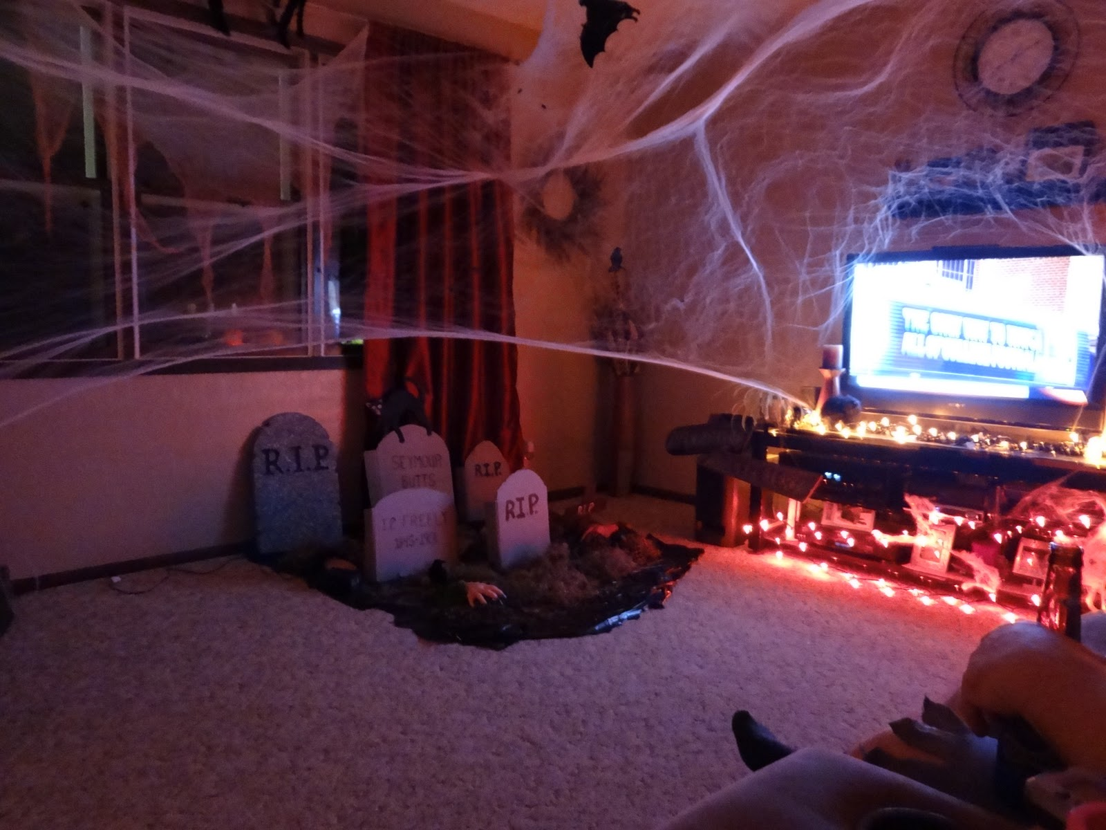 Creepy Living Room Are Of My Living Room My