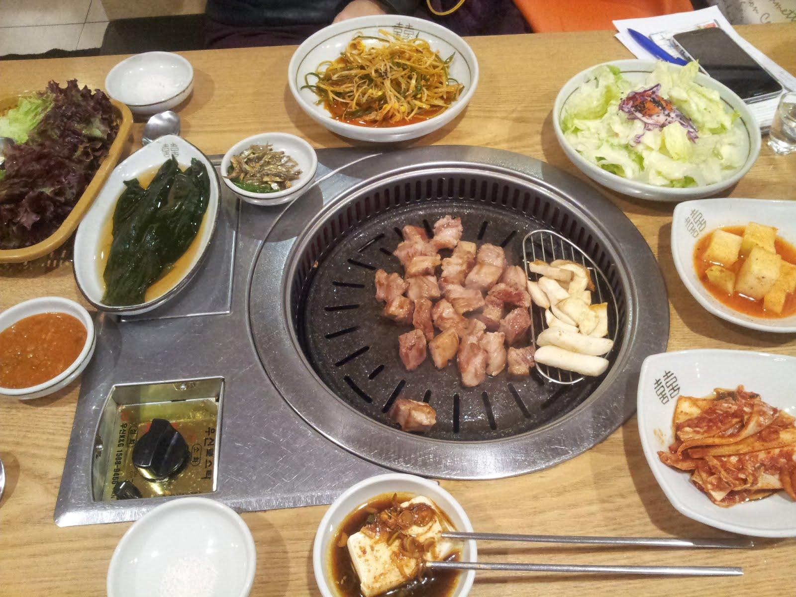 Kore Barbeküsü