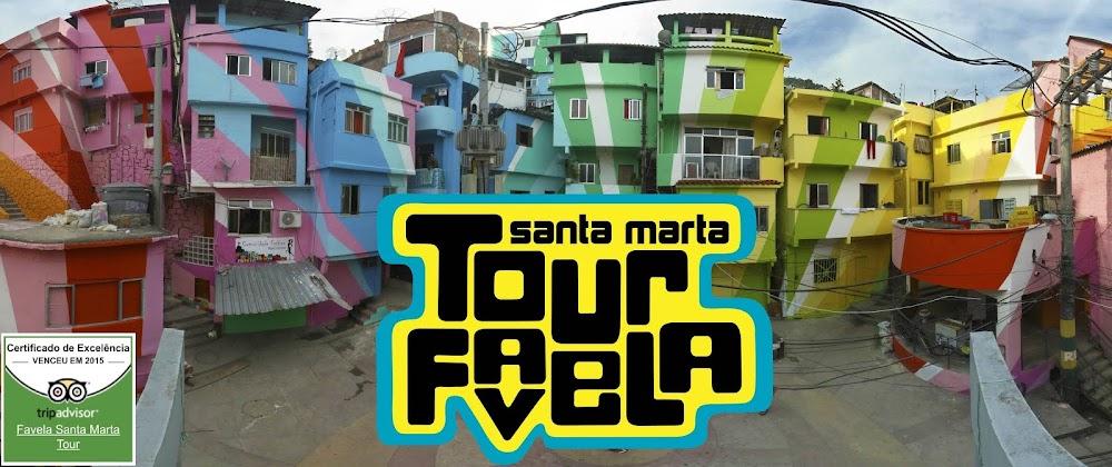 Favela Santa Marta Tour