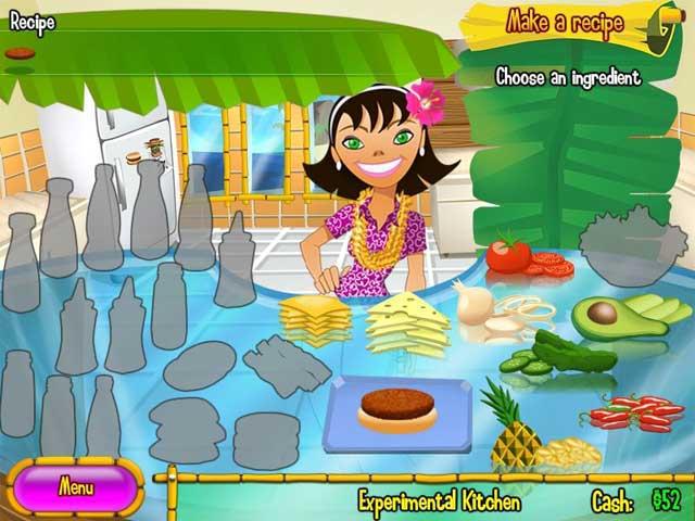 burger island game