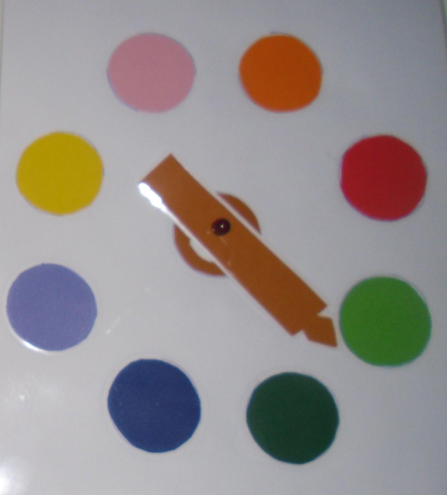 La jirafa 64 la ruleta de los colores for De colores de colores