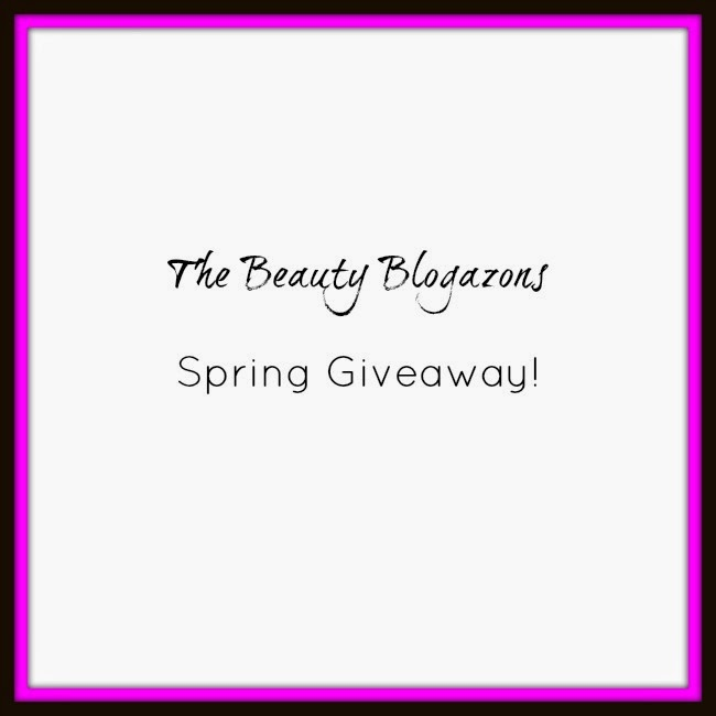 The Beauty Blogazons Spring Giveaway!