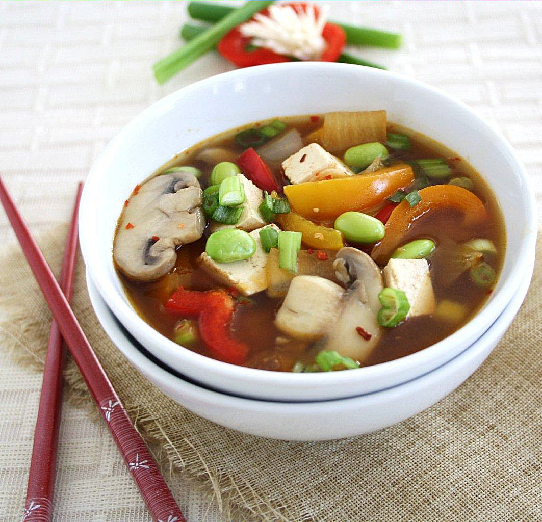 Fully Loaded Miso Soup and Building a Strong Immune System