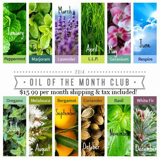 Join Oil of The Month