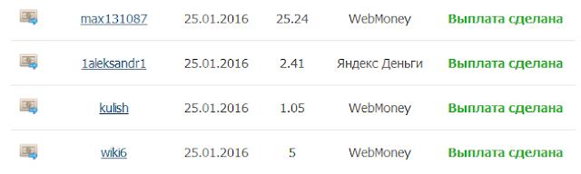 кошельки в сети интернета, WebMoney, Яндекс Деньги, Payeer.