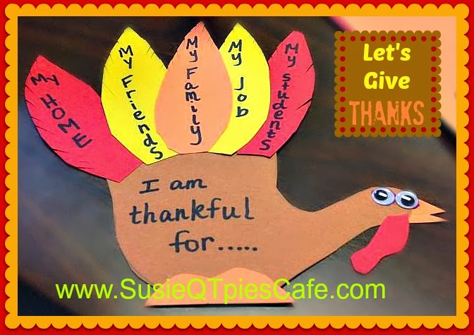 Thanksgiving Preschool Activities