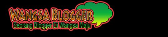 Seorang Blogger di Wangsa Maju