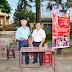 Caritas GX Châu Nam bán băng đĩa gây quỹ bác ái Xã hội, ngày 05-07-2015